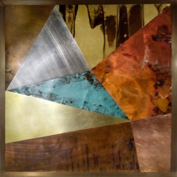 Mosaico di Metalli<br>cod 8.88