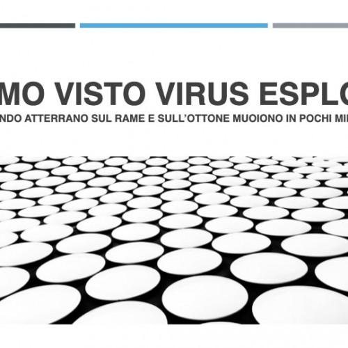 Abbiamo visto virus esplodere
