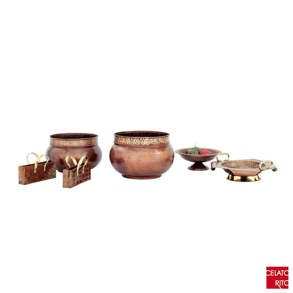 Copper ARABESCO collection
