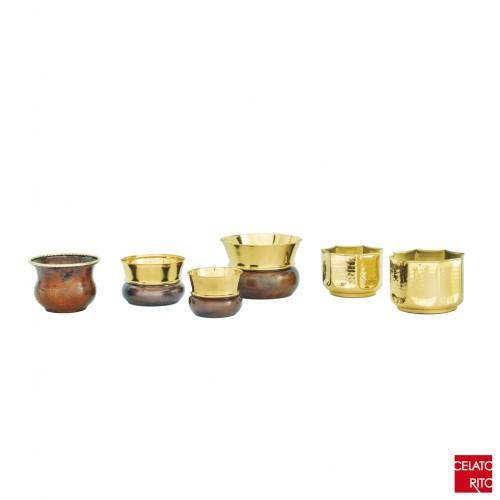 Copper pots ANTEA