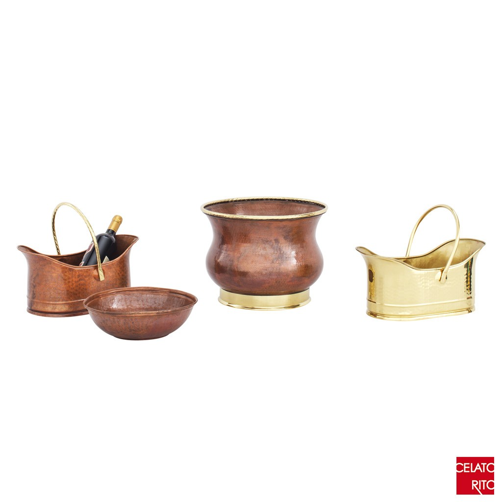 Brass and Copper collection CRISTINA