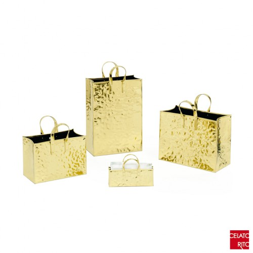 Collection BORSE FANTASIA - brass