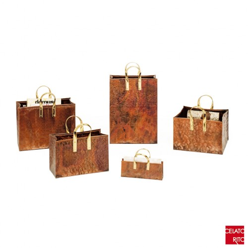 Collection BORSE FANTASIA - copper