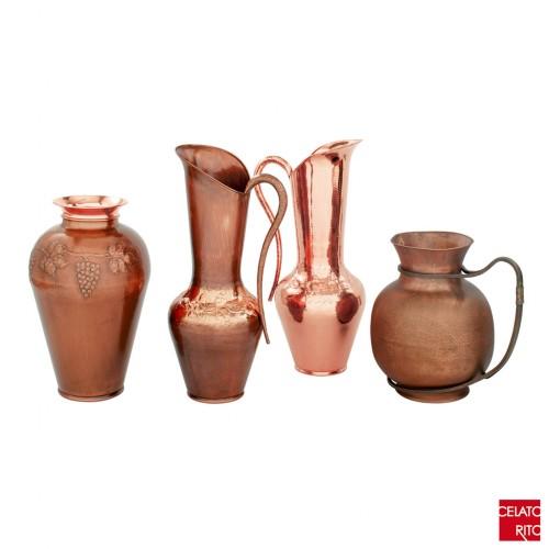 Copper amphorae TAVERNA